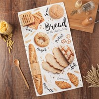 Полотенце кухонное FRESH Bread 40*73см 4864336