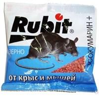 Средство RUBIT Зоокумарин+зерно 100г