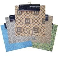 Набор ковриков для ванной комнаты 6833 50*52/50*85 в ассортимете