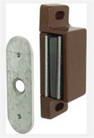 Защелка магнитная HAFELE коричневая, удерживающее усилие 2кг 246.26.141