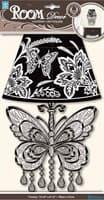 Элемент декоративный ROOM DECOR Бра Хрустальная бабочка LDA 1901