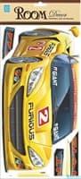 Элемент декоративный ROOM DECOR Желтая машина RDA 3074