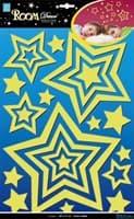 Элемент декоративный ROOM DECOR Звездное сияние EVA 0404