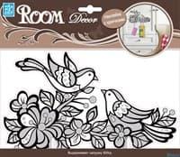 Элемент декоративный ROOM DECOR Крючок Пташки SHA 0808