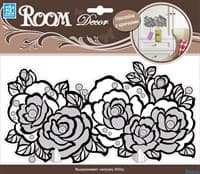 Элемент декоративный ROOM DECOR Крючок розы SHA 0804
