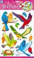 Элемент декоративный ROOM DECOR Лесные птицы RCA 0517
