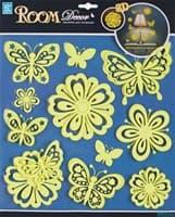 Элемент декоративный ROOM DECOR Сказочные цветы RCA 3801