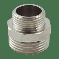 Ниппель редукционный FADO 1/2*3/8 никель N13