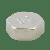 Заглушка FADO 1/2 В никель ZV01