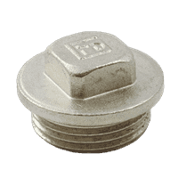 Заглушка FADO 1/2 H никель ZN01