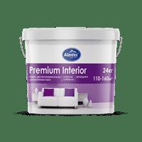 Краска ALANTEX водно-дисперсионная Premium Interior 24 кг