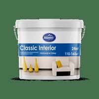 Краска ALANTEX водно-дисперсионная Classic Interior 24 кг