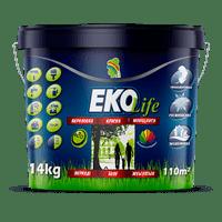 Краска РАДУГА ЕКО Life акриловая для стен и потолков гипоаллергенная 10л-14 кг